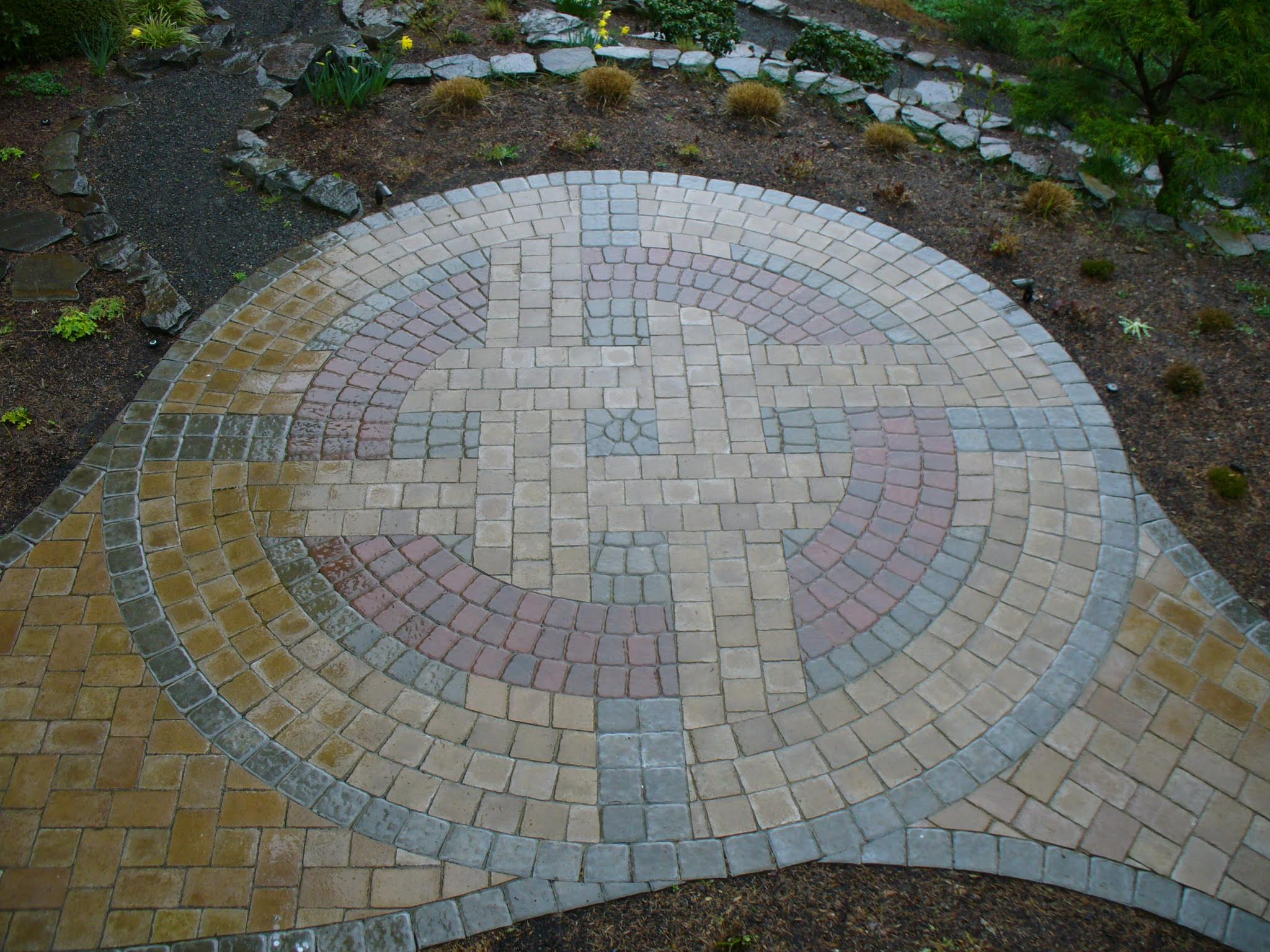 Paver Patio Package